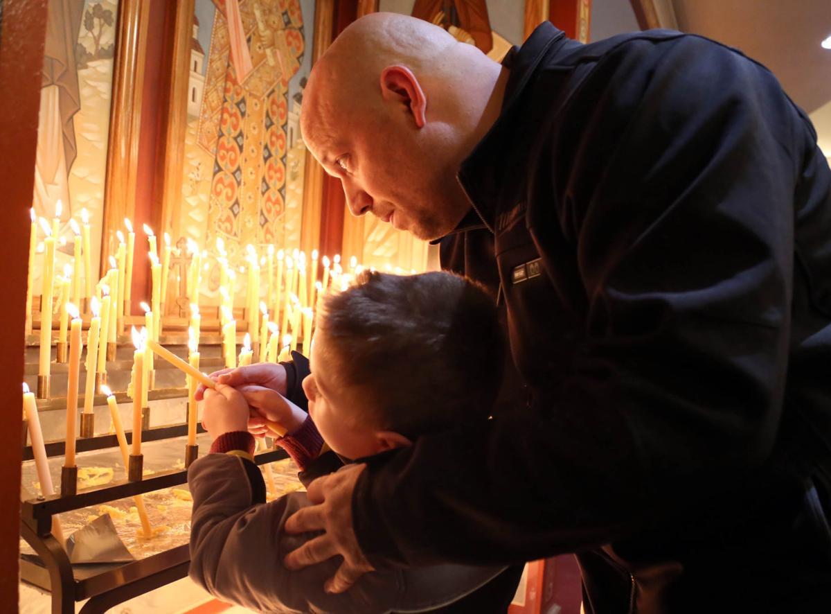 Eastern Orthodox Christmas.Eastern Orthodox Churches Celebrate Christmas Local News