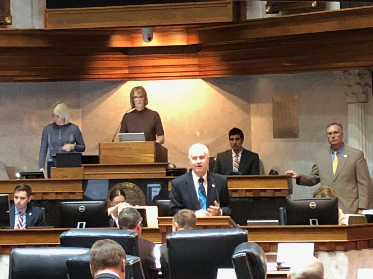 Charbonneau water plan wins unanimous Senate approval