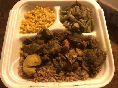 TASTE TEST: Tropic Island's curry goat a tender treat