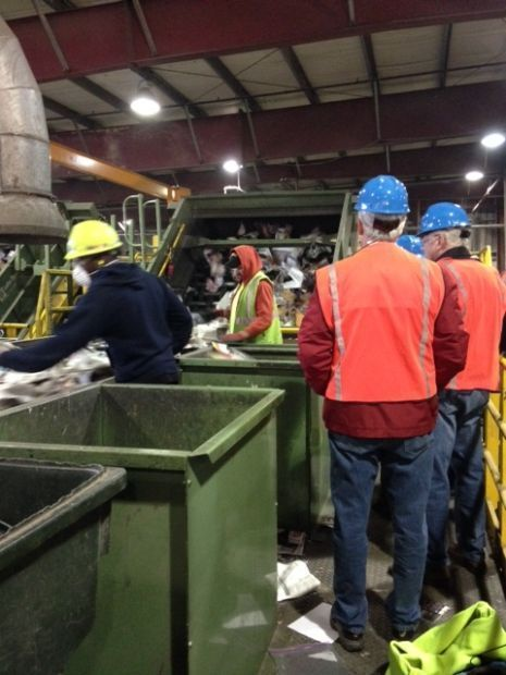 Recycling class teaches the basics of eco-friendly living