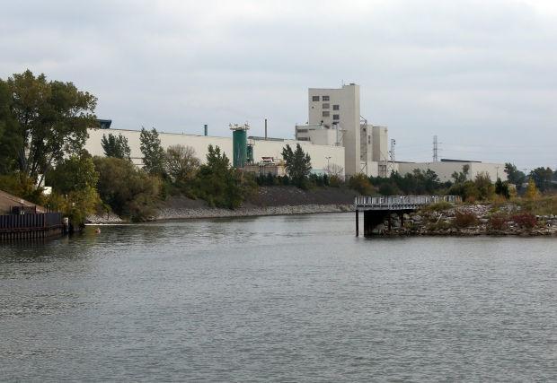 U.S. Steel Midwest Plant in Portage