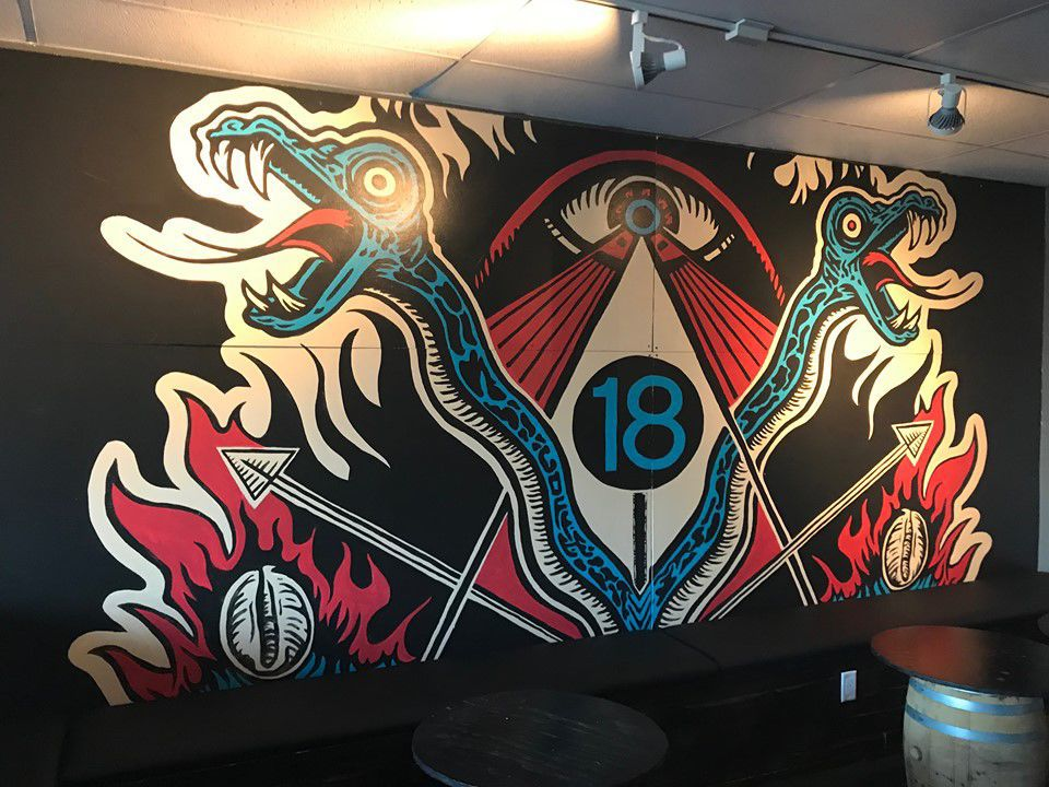 18th Street Brewery renovates Miller taproom, collaborates with Chicago restaurant on new beer