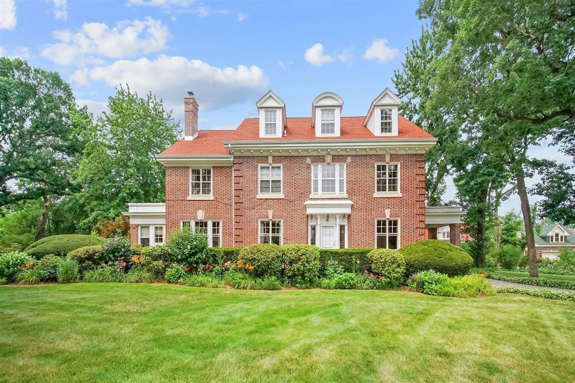 Industrialist's historic Hammond mansion listed for sale
