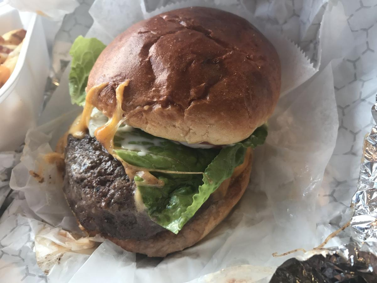 """TASTE TEST: Wagyu burger and """"Death Penalty"""" fries shine"""