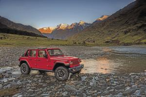 2021 Jeep Wrangler Rubicon.