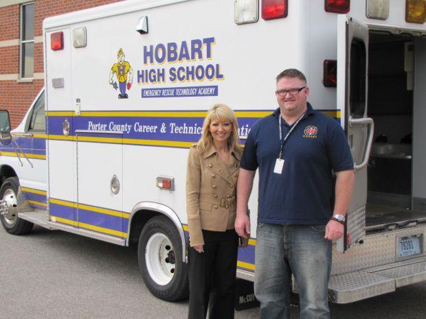 Hobart EMT course