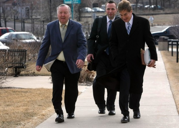 Upon his release, East Chicago leader Bob Cantrell plans to re-enter politics