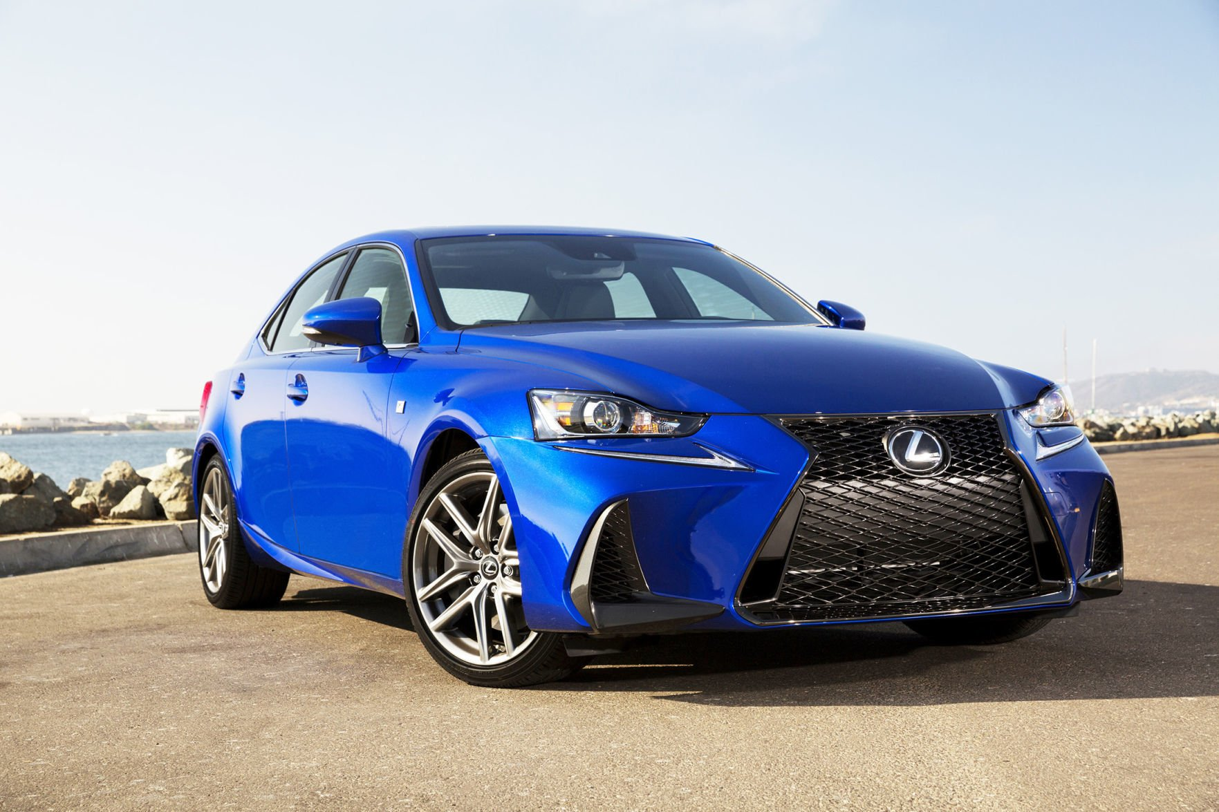 The Lexus IS Is A Powerful, Sharp Handling Sports Sedan That Gets A  Horsepower Boost For 2018. The Entry Level Model Also Gets A New Name,  Changing From IS ...