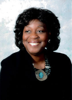 Gary City Councilwoman Mary Brown