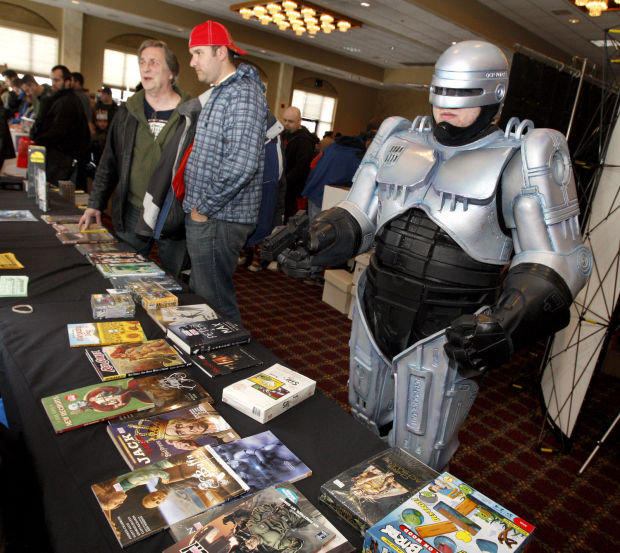 Fantasy storms the region with inaugural NWI Comic Con