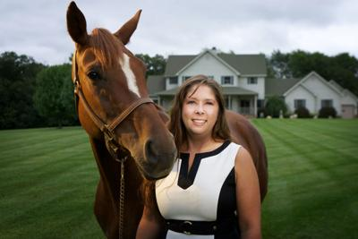 Financial adviser pens book on what business leaders can learn from horses