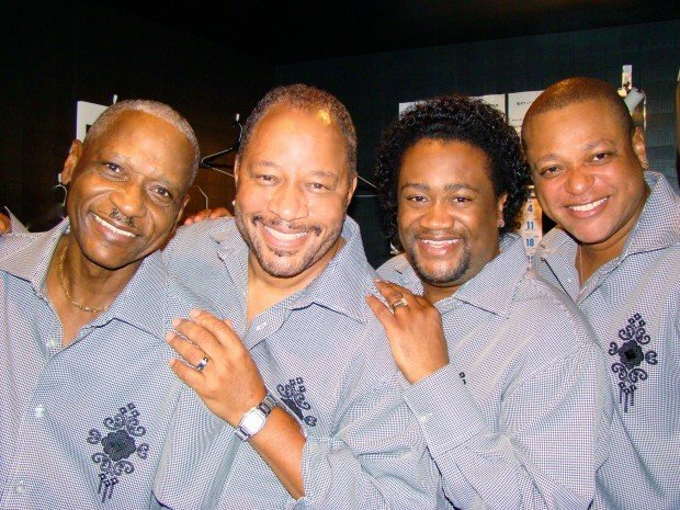 Sweethearts Sway to the Soulful Sounds of Stylistics