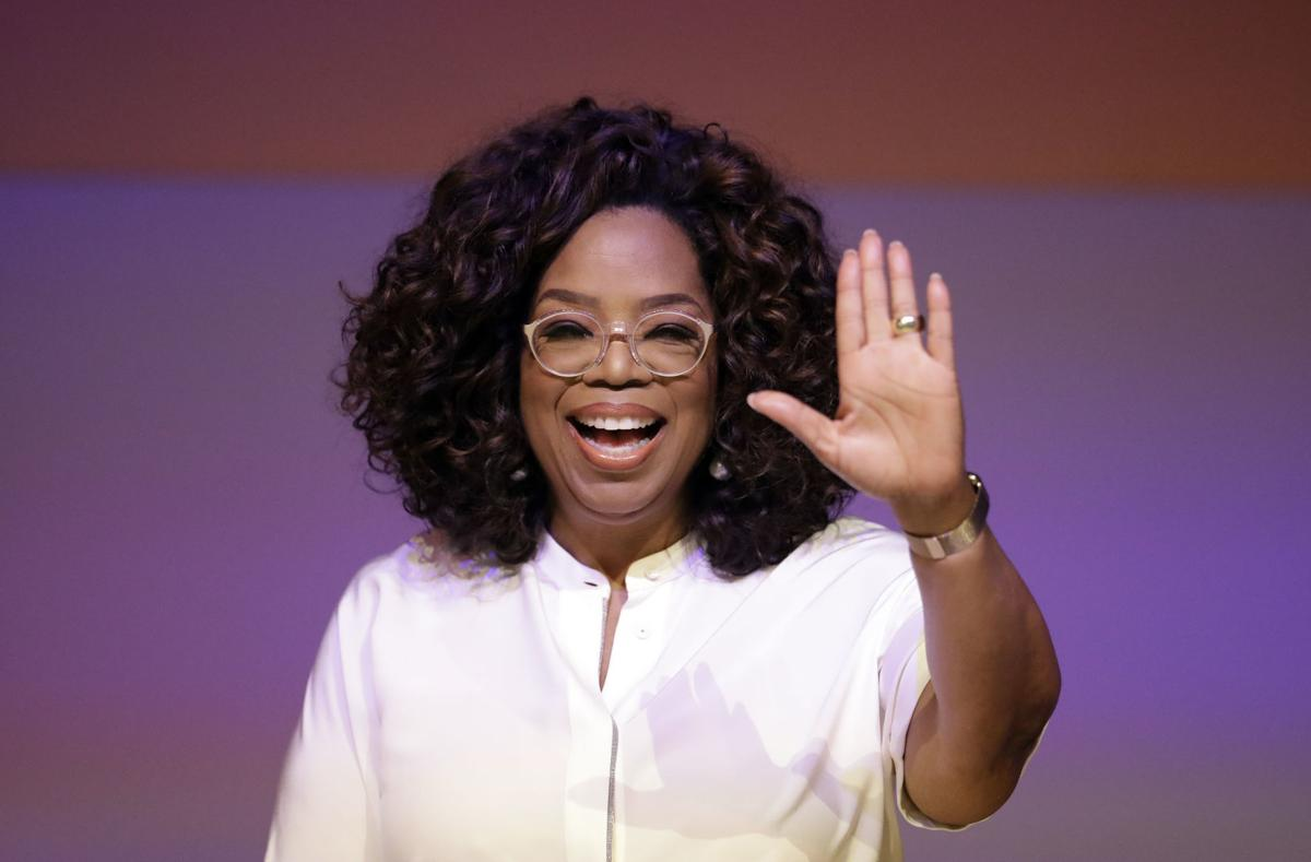 South Africa Oprah Winfrey