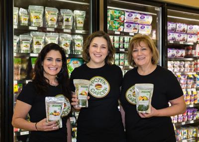 Strack & Van Til stocking locally made Frozen Garden smoothies
