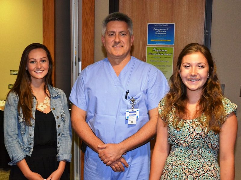 Future nurses receive boost from hospital scholarships