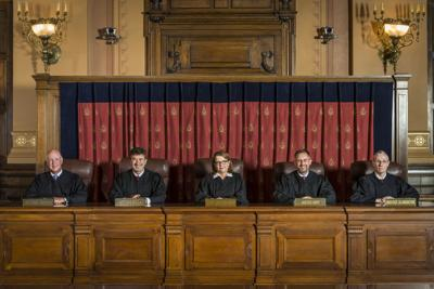 Indiana Supreme Court justices