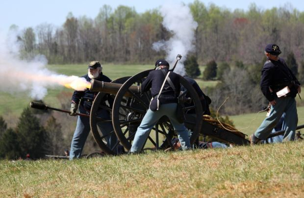 20th Indiana boys help vanquish Lee at Appomattox Court House