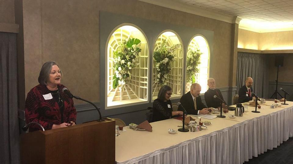 IU economic panel says local economy on right track, but warns of global uncertainty