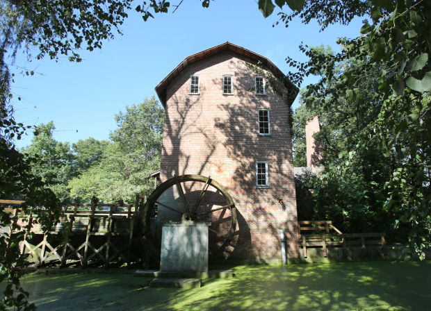 Wood's Grist Mill, Deep River County Park