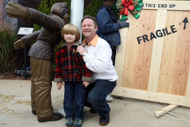 Flick's lick from 'A Christmas Story' becomes permanent part of ...