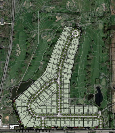 Crown Point officials consider subdivision within Youche Country Club