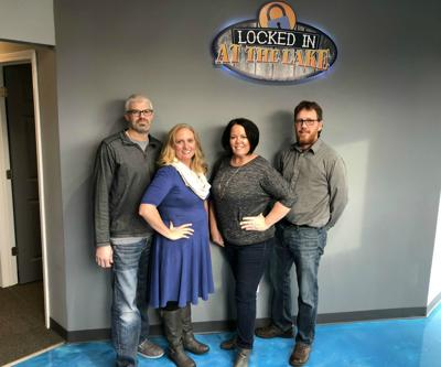 Escape room just for kids opens in Cedar Lake