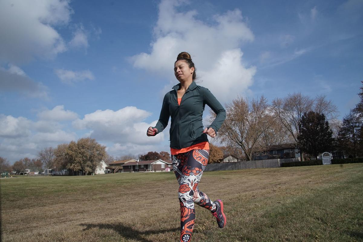 Proper preparation, gear make winter workouts a walk in the park