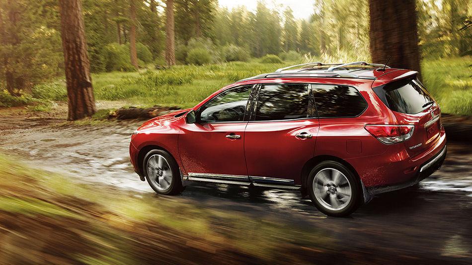 Nissan Pathfinder 2015: Top levels of versatility, fuel efficiency ...