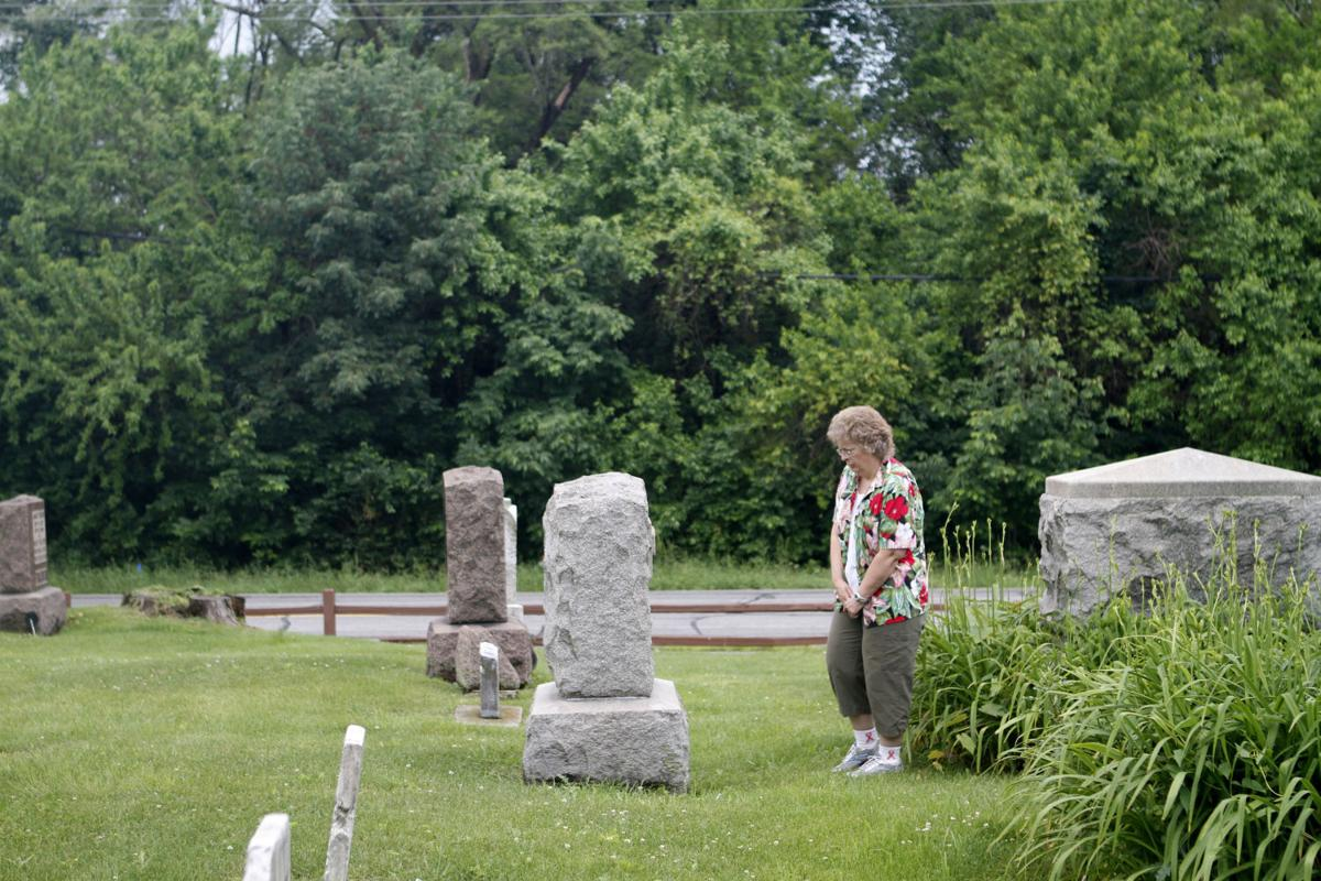 Tales from the grave: Many important region ancestors are buried at Merrillville Cemetery