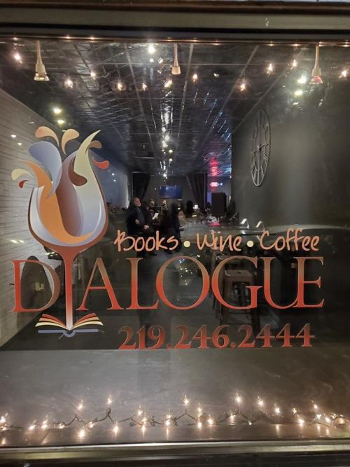 Bookstore/wine bar/coffee shop brings sophisticated hangout spot to Miller