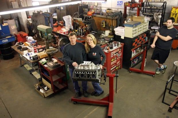 engine machine shop utah