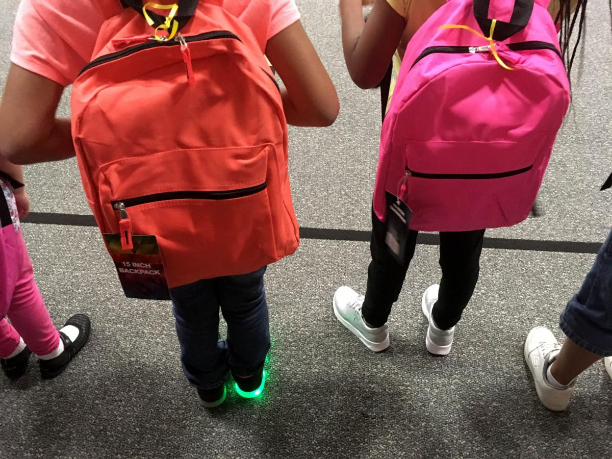 Simple precautions can prevent problems with backpacks, poor posture