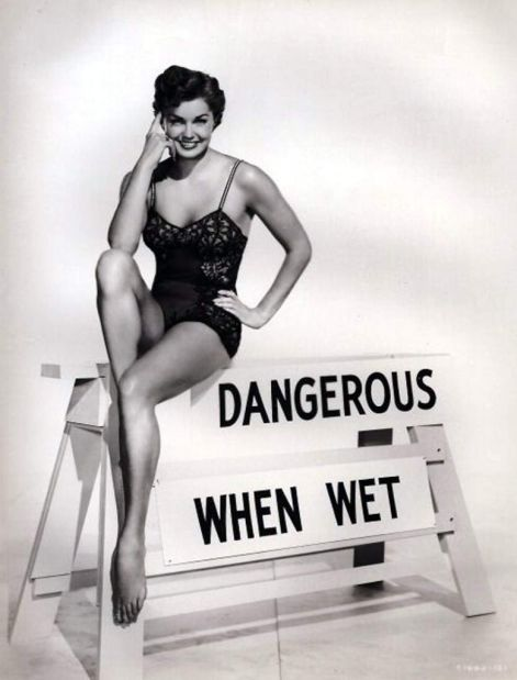 OFFBEAT: Region native remembers Esther Williams sold pools ...