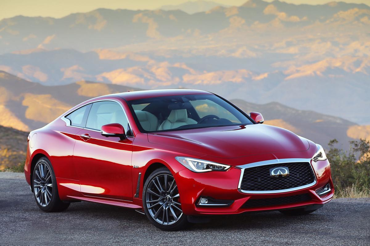 infiniti q60 coupe mixes innovative tech with generous power cars. Black Bedroom Furniture Sets. Home Design Ideas
