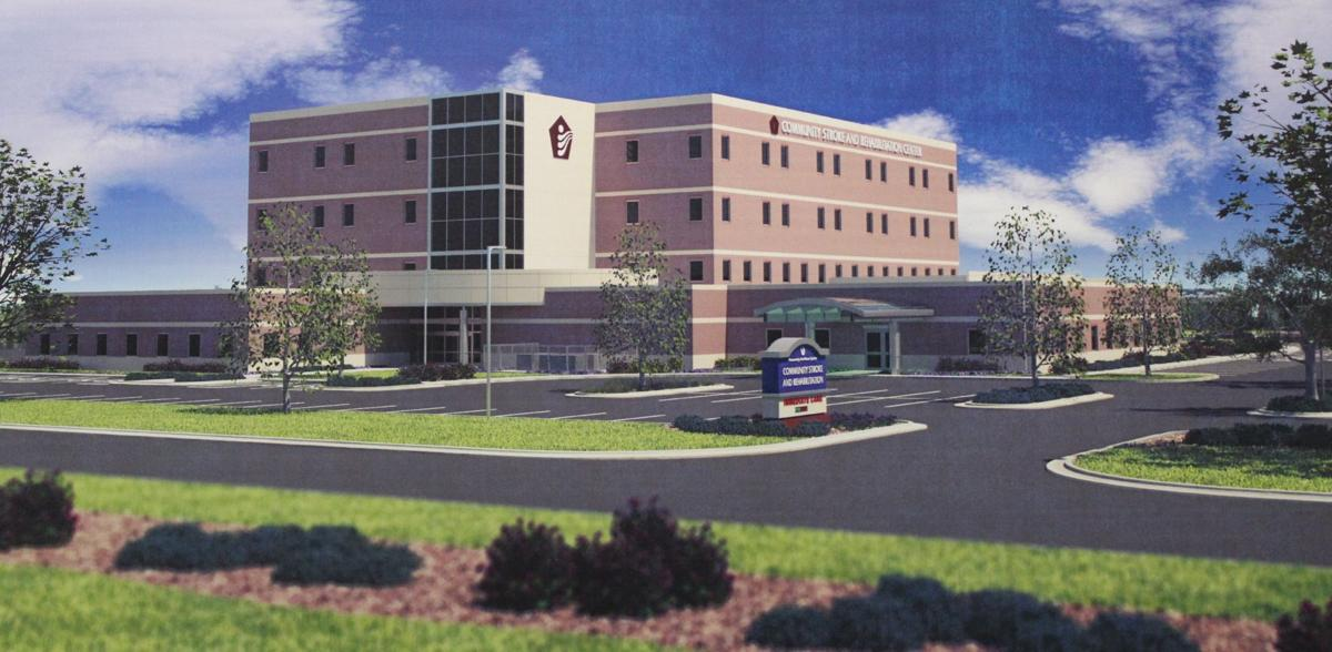 Crown Point gets first look at design for new hospital