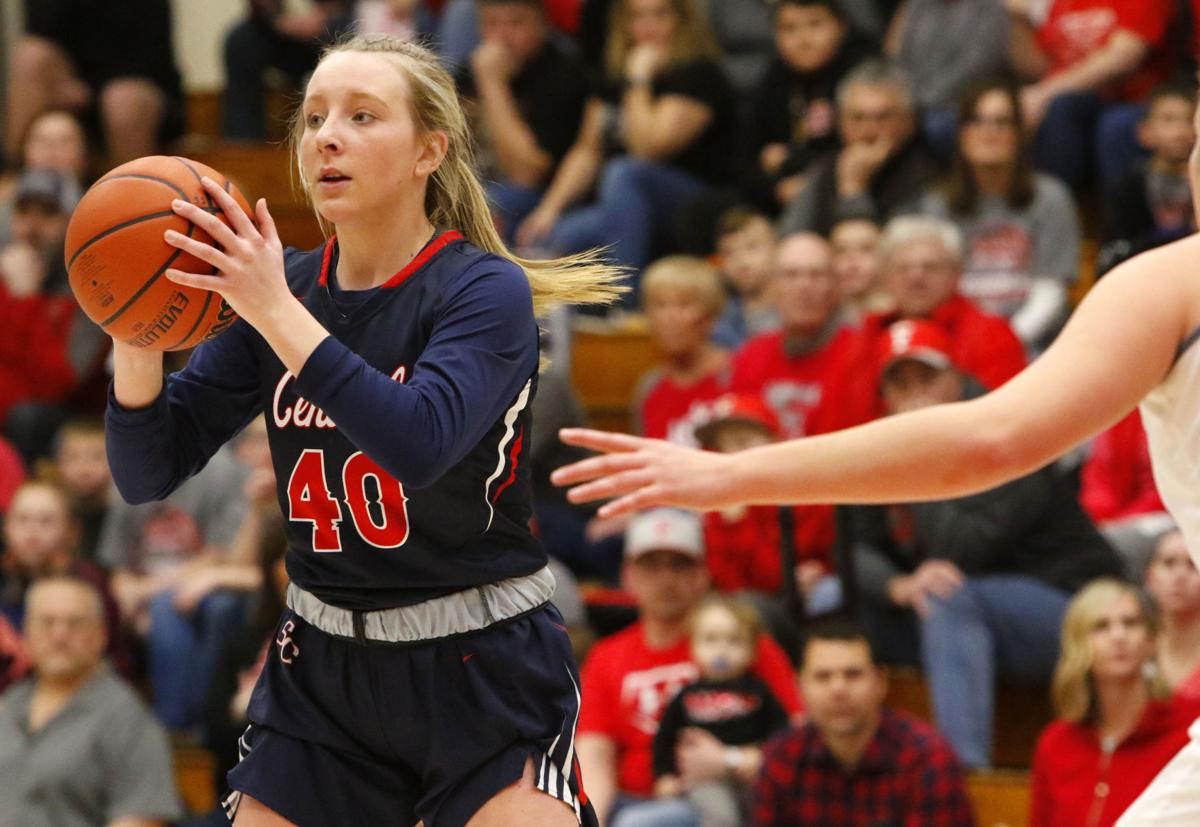 Gallery: 2A girls basketball semistate: South Central vs. Frankton (gbk notes)