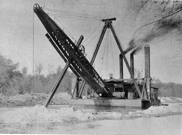 Kankakee River Channelization