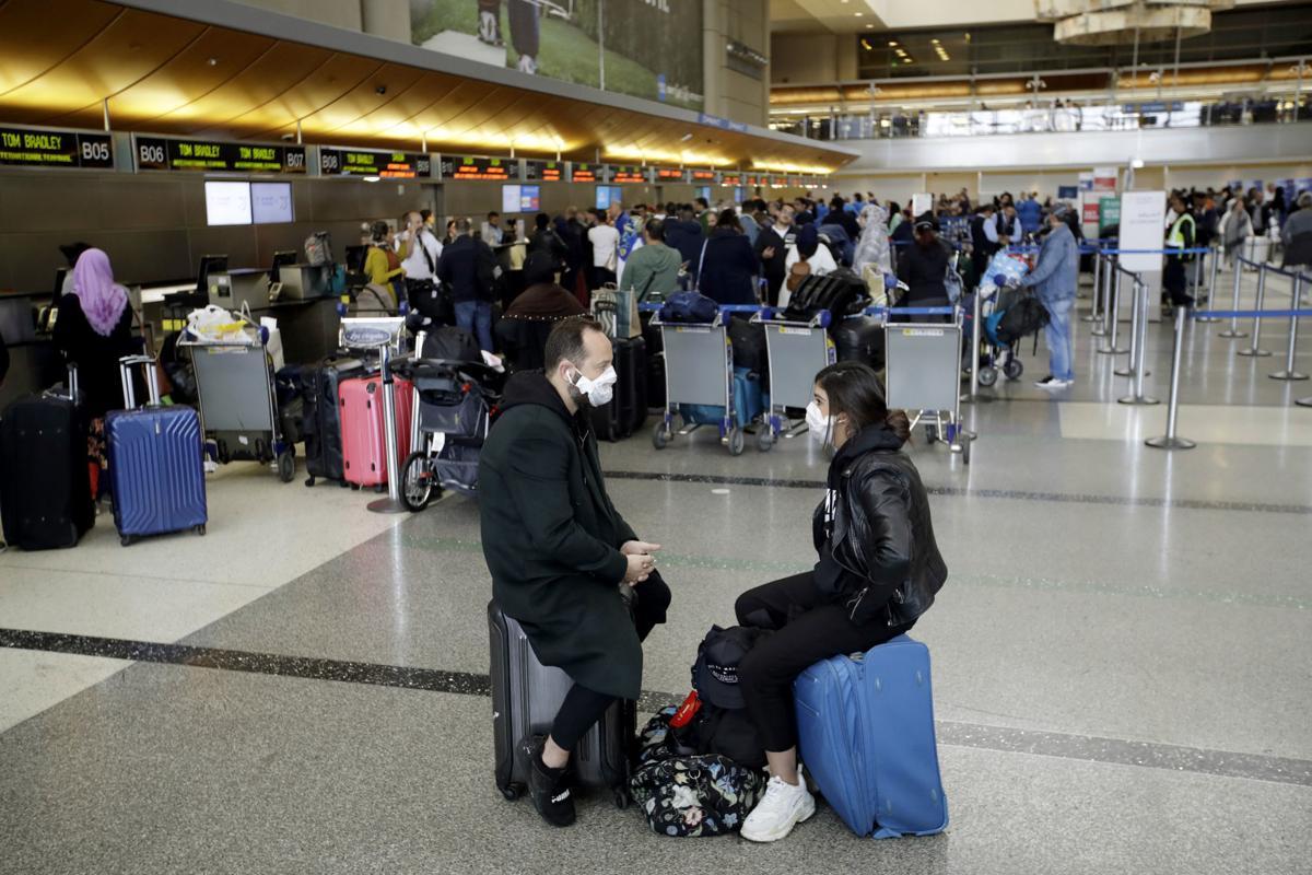 Virus Outbreak-Intrepid Travelers