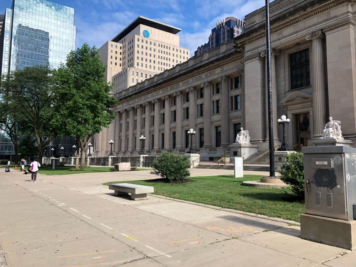 Indianapolis Federal Courthouse