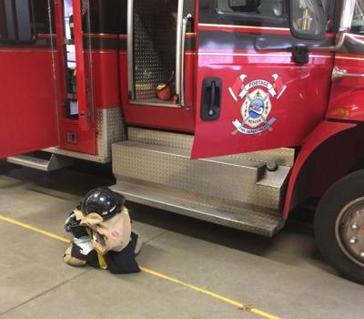 Portage fire stock