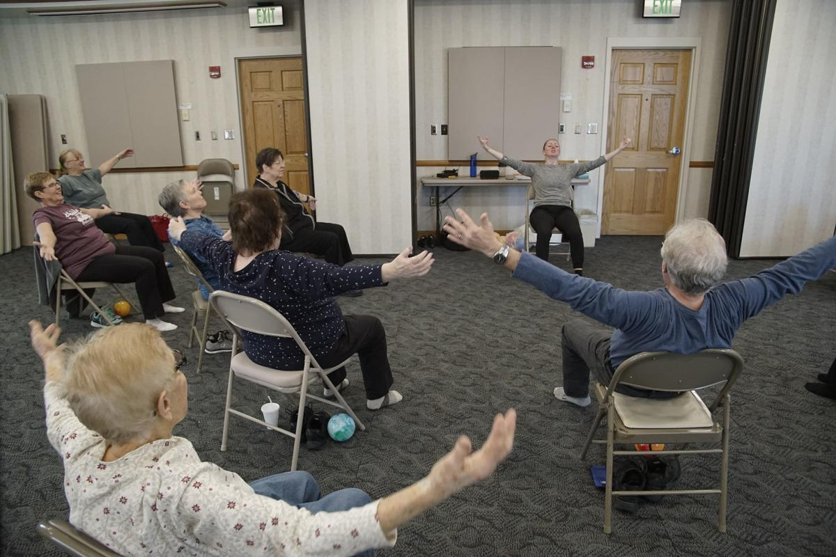NWI trainers: How to make everyday activities a foundation for fitness