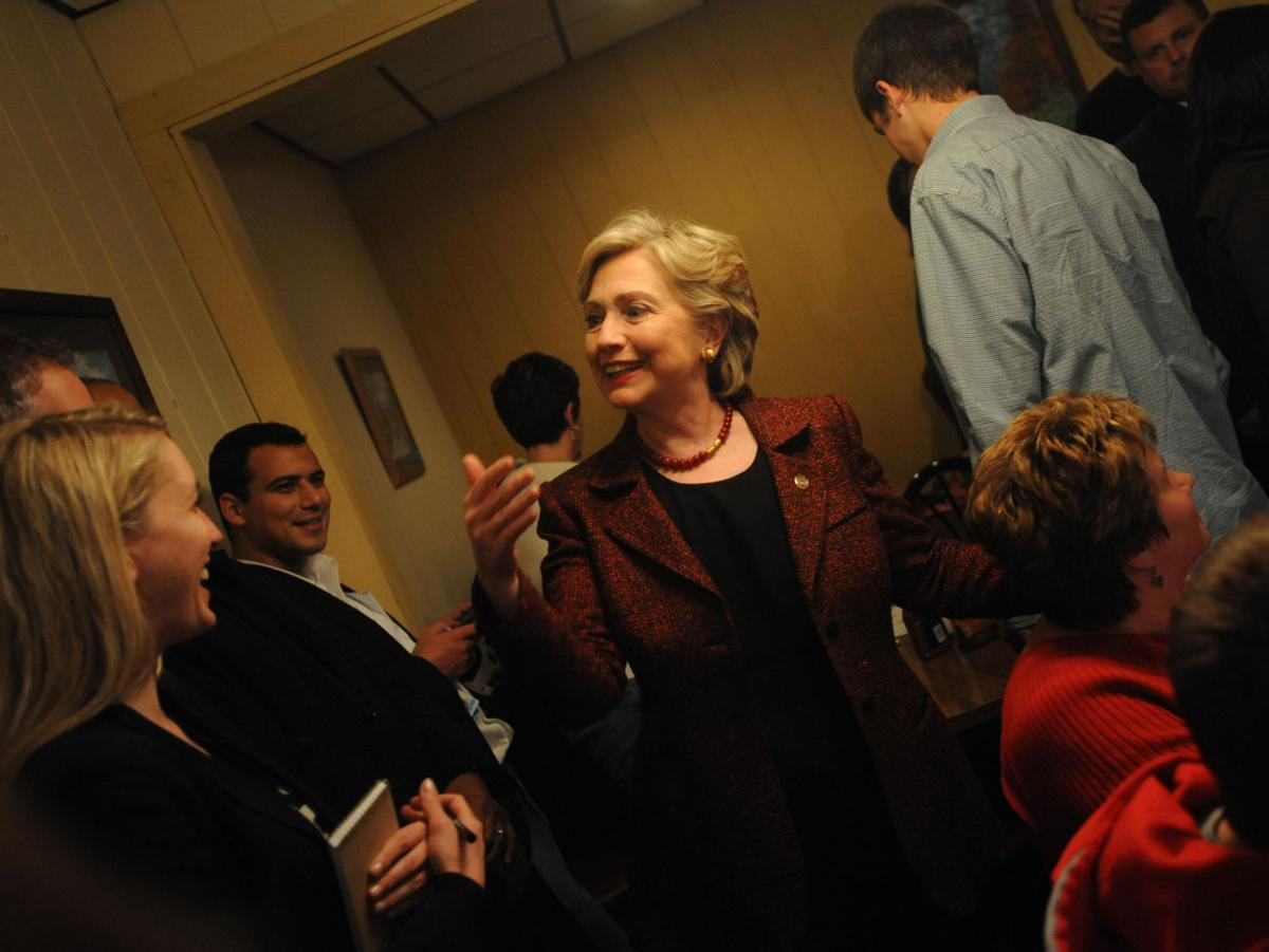 Clinton vows to take on steel dumping, Chinese steel overcapacity