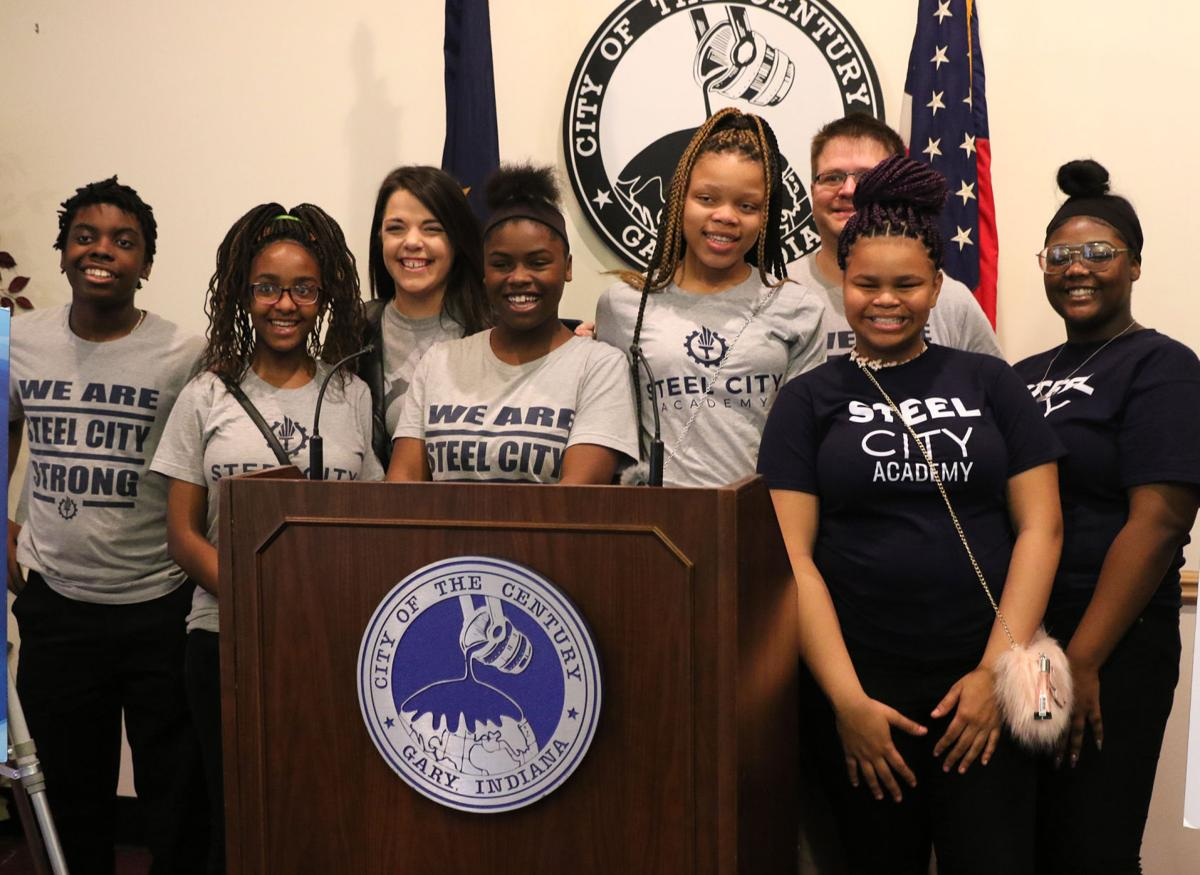 Gallery: 2nd annual World Civility Day press conference