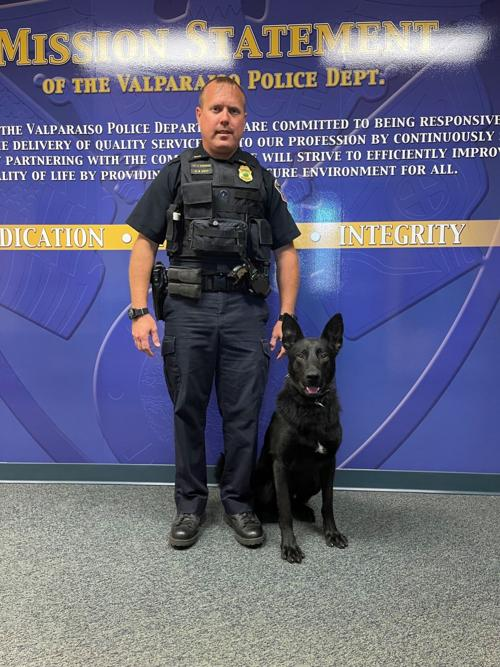 Valparaiso Police Department welcomes new K9