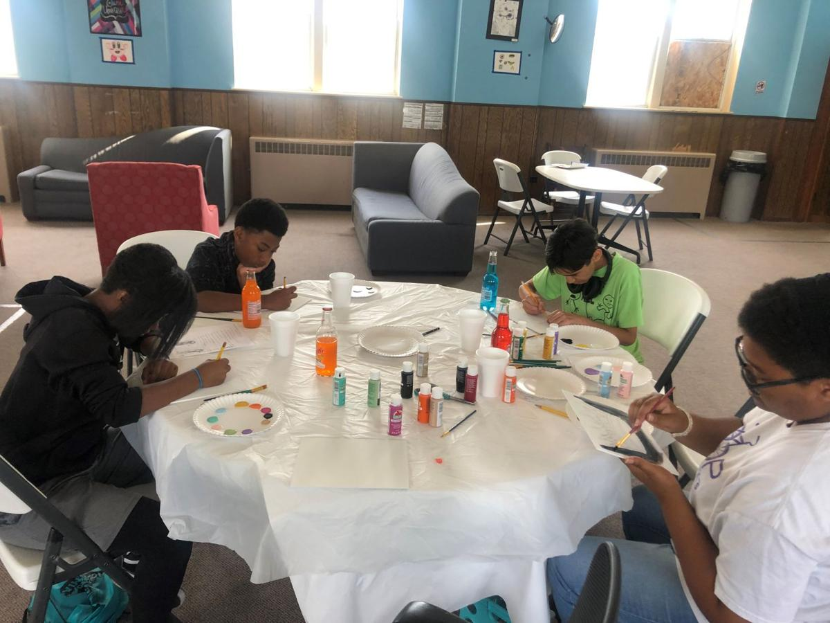 Patti Leach Youth Center gives kids opportunities for growth and fun