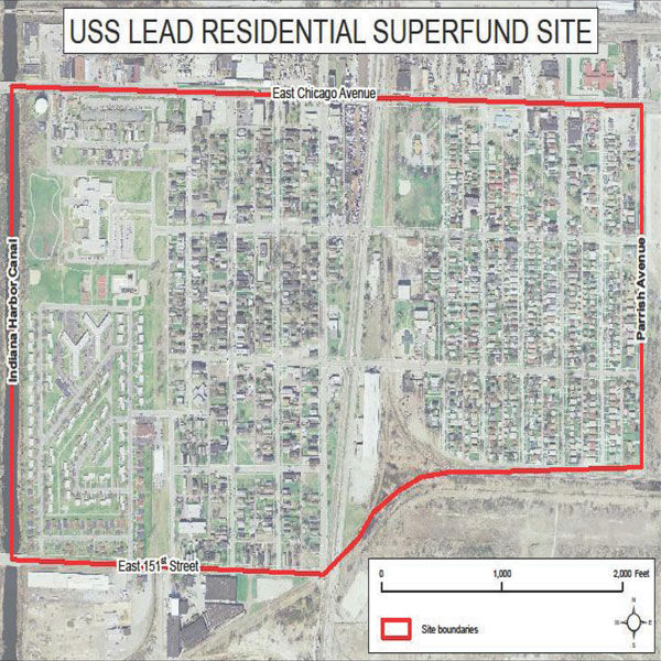 E.C. Superfund site