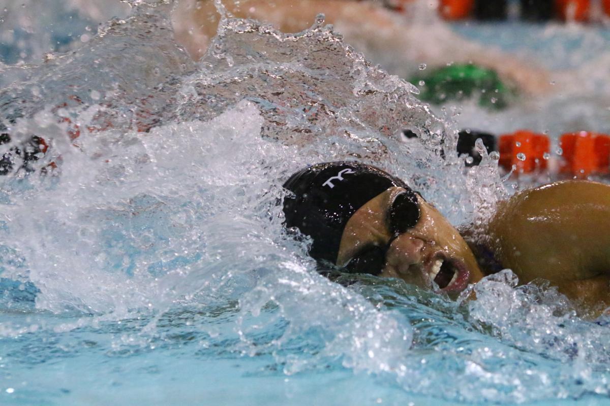 Duneland Athletic Conference Girls Swim Meet