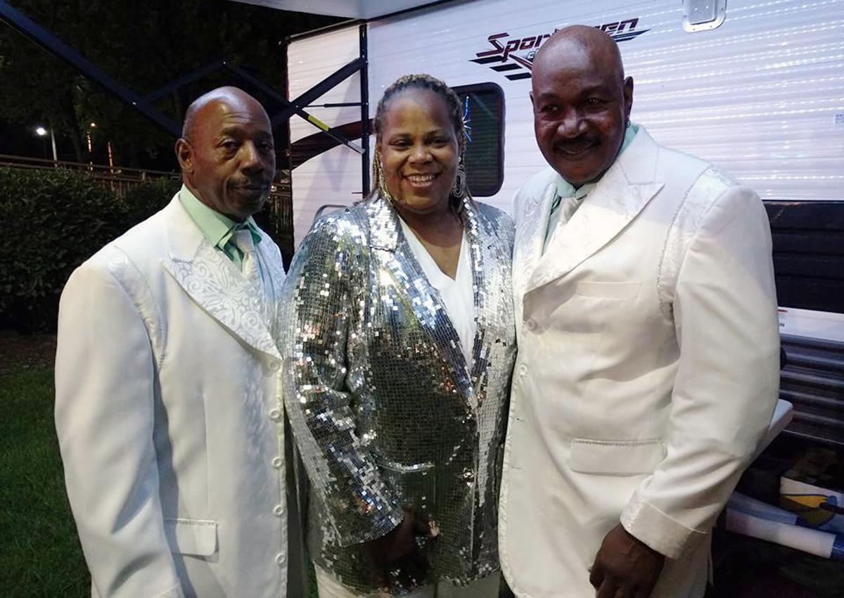 Hammond Marina's Motown Revue Labor Day Celebration