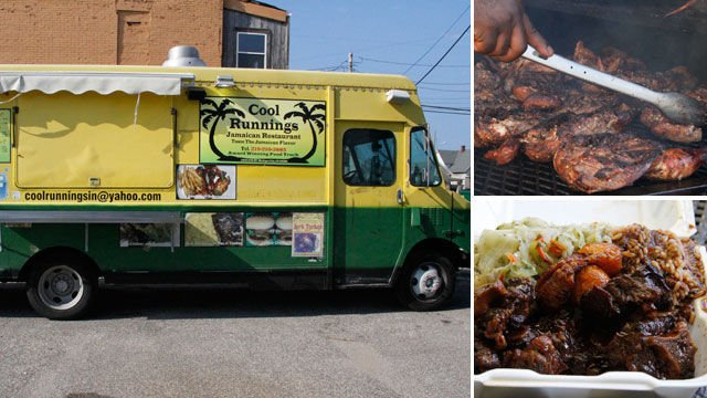 Cool Runnings Food Truck South Bend