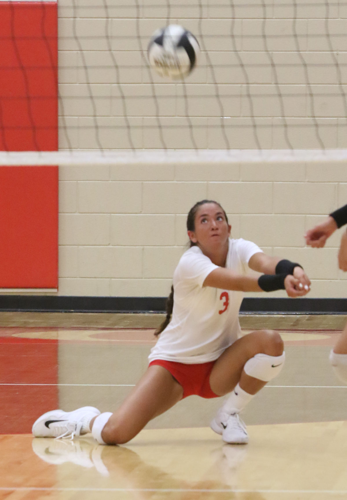 Andrean at Crown Point volleyball